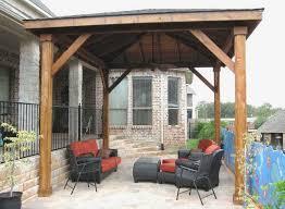 classic freestanding patio cover