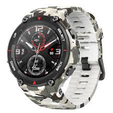 Amazfit T-Rex Outdoor Smart Watch 1.3 <b>inch</b> AMOLED Color Screen ...
