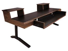 scs keyboard desks 88 key 4rux2 walnut