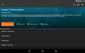 Amazon Com Pluralsight Appstore For Android