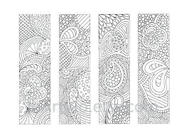 free coloring book markers free coloring pages coloring page bookmarks inspired