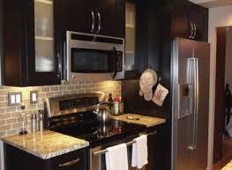 cherrywood kitchen designs. l modern small kitchen design with black painted cherry wood cherrywood designs t