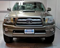 2010 Used Toyota Tacoma TRD SPORT PKG - DOUBLE CAB - V6 - SERVICED ...