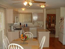 Image Of: Small Kitchen Ceiling Design With Fan Lights