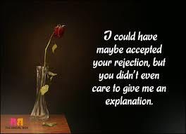 40 Candid Love Rejection Quotes That Will Make You Cry New Malayalam Love Pudse Get Lost