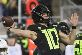 Oregons Post Spring Offensive Scholarship List Projected