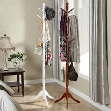 Real Tree Coat Rack Cool Europe Style Home Wooden Coat Stand Fashion Bedroom Hall Tree Coat