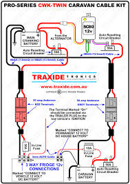 12 pin trailer plug wiring for caravan fridge (aes d wiring query Lightforce 170 Striker Wiring Diagram then the trailer plugs can be used, but for the larger fridge, 50 anderson plugs are recommended and they can be grey not red as shown in the diagram Basic Electrical Schematic Diagrams