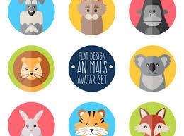 Animal Icon 8 Animal Icon Vector Icons Free 8 Animal Icon Vector