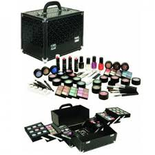 body collection plete professional cosmetic case