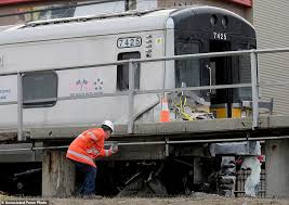Truck driver in deadly New York commuter train crash fled minor ...