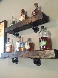 wall shelves design modern wall shelves for liquor bottles wall liquor bottle shelves home bar