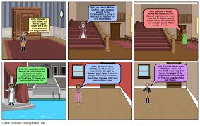 enlightenment comic strip storyboard by mdale