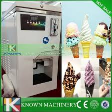 Self Serve Ice Vending Machines Near Me Awesome Automatic Running Self Service 48L Mix48 Soft Ice Cream Machine