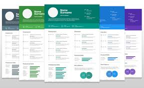 Infographic Resume Interesting Professional Infographic Resume Templates
