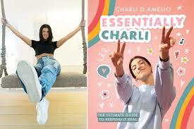 TikTok's Charli D'Amelio Announces Book 'Essentially Charli'