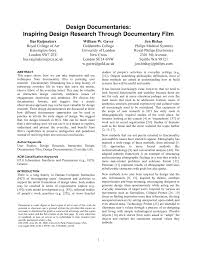 Design A Research Useful In Daily Life Pdf Design Documentaries Inspiring Design Research Through