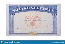 193 Blank Social Security Card Photos ...
