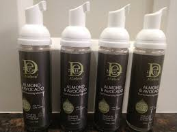 Design Essentials Natural 4 Of Design Essentials Natural Almond Avocado Curl Enchancing Mousse 2 4 Oz Ea