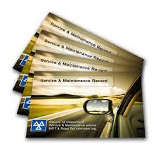 Car Maintenance Record Car Maintenance Record Replacement