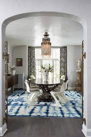 rooms to go rugs with contemporary dining room shibori area rug