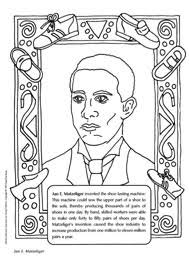 Small Picture Booker T Washington Coloring Page Black History Month And Coloring