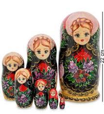 <b>Матрешка Art East</b>, Валентина, 7 Шт, Товары Для Дома Россия
