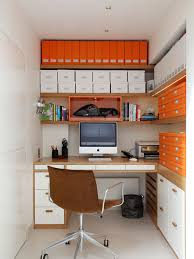 houzz office desk. simple houzz small trendy builtin desk study room photo in london with white walls inside houzz office desk s