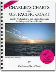 Charlies Charts Of The U S Pacific Coast Seattle