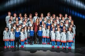 Risultati immagini per coro di bambini in tv