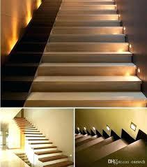 Under stairs lighting Railing Under Stair Lighting Under Stair Lighting Indoor Lighting Cob Led Stair Lights Wall Lamp Stairways Night Pinterest Under Stair Lighting Under Stair Lighting Indoor Lighting Cob Led