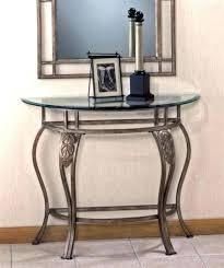 elegant entryway table lovable foyer table and mirror set represent elegant silver metal glass entryway elegant