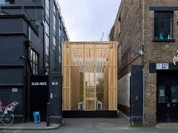 idea kong officefinder. London-based Universal Design Studio Teamed Up With The Office Group, Which Designs Flexible Workspaces, To Build Temporary Structure For Idea Kong Officefinder N