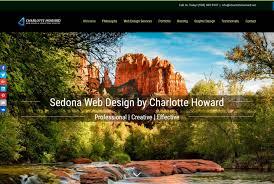 Flagstaff Website Design Charlotte Howard Web Design Sedona Seo Web Design