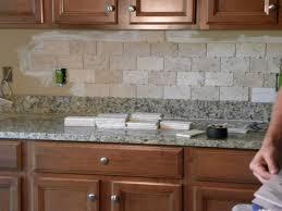 medium size of backsplash material amazing kitchen backsplash design mixed with santa cecilia granite countertop