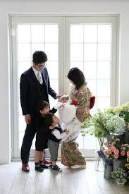 七五三の親の服装はこれで完璧思い出に残る家族写真を ミツモア