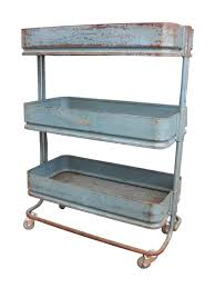vintage factory furniture. vintage textile factory trolley from bubbledrum furniture i