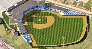 The Stadium Macon Bacon Baseball