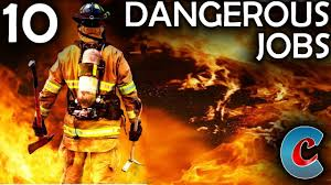 10 Most Dangerous Jobs In The World Youtube