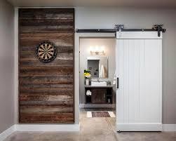 fantastic bathroom barn door and barn door