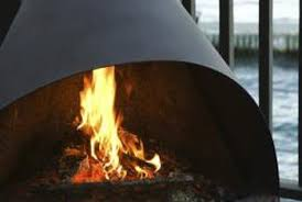 How to Burn Wood in Outdoor Fireplaces   Home Guides   SF Gate