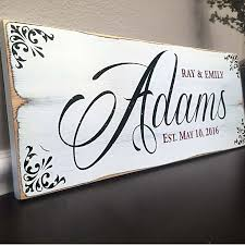 Decorative Name Signs Decorative Name Plates For Home Awesome Diy How To Make A 2