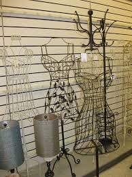 Mannequin Coat Rack Best Wire Mannequin Makes A Stand Sheila Zeller Interiors