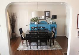 style best rug for under kitchen table the of dining room update tour pepper design blog