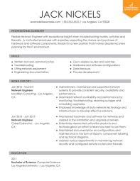 A Perfect Example Of Modern Resume 9 Best Resume Formats Of 2019 Livecareer