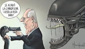 Resultado de imagen para corrupción en el peru