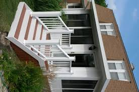 apartments design district dallas. Homeowner Got Fantastic Curb Appeal With New Ultradeck Front Stairs Design District Dallas Apartments