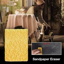 skateboard sandpaper eraser pedal cleaner cleaning artifact for millet m365 scooter cycling supplies