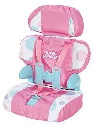 Amazon.com: Casdon Baby Huggles Doll Car Booster Seat - Bring Your ...