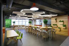 office cafeteria design. Mail.ru Office By BRIZ STUDIO - Snapshots Cafeteria Design